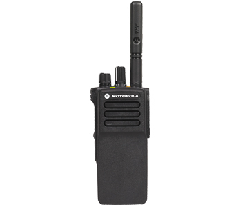 Motorola DP4400 Radio UHF two-way radio 2cl communications