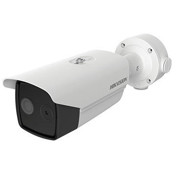 HIkvision Pro Solution bullet thermal screening camera 2cl communications