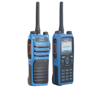 Hytera Certified Digital Radios
