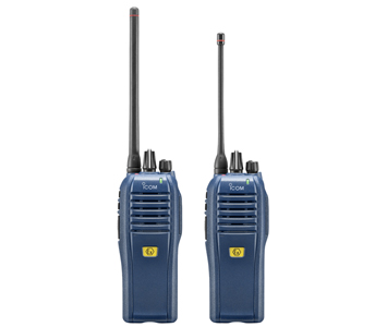 ICOM IC-F3202DEX/IC-F4202DEX Radio