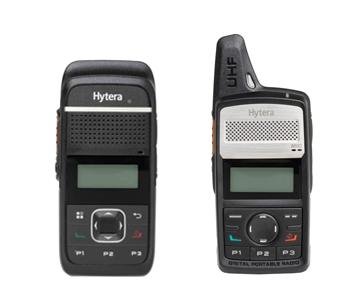 Hytera Low Tier Radios
