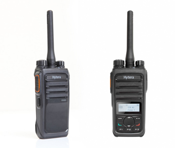 Digital Hytera Middle Tier Radios