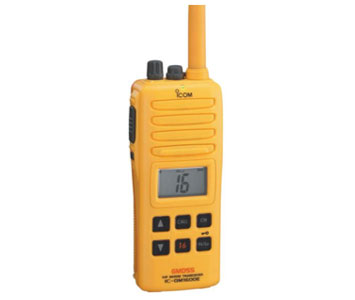 IC GM1600E GMDSS Survival Craft Radio