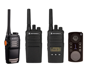 License Free Radios for Hire