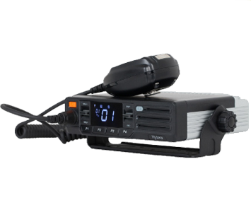 hytera md615 mobile radio