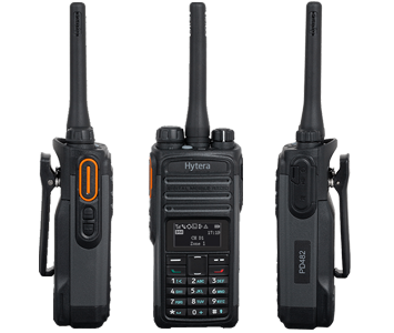 Hytera PD485 two-way radio 2cl communications