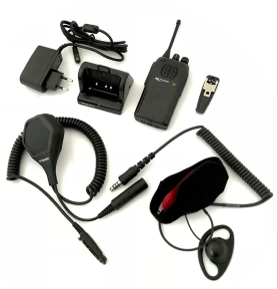 SOLAS bundle two-way radios accessories 2cl communications