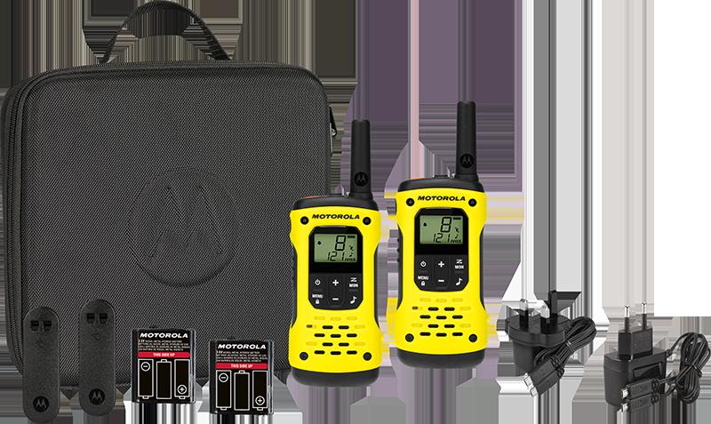 Motorola TALKABOUT T92 H20