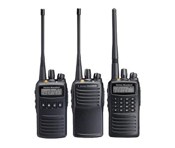 VERTEX VX-450 Radio RANGE