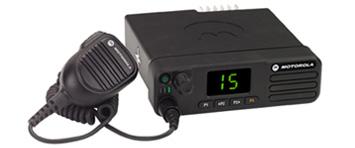 Motorola DM4400 mobile radio