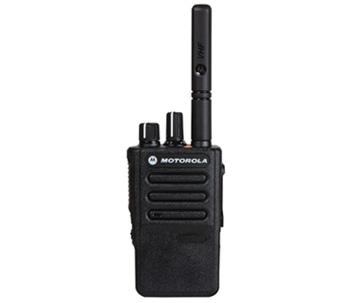 Motorola DP3441 digital two-way radio