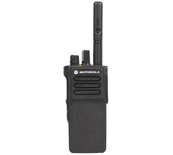 Motorola DP4400 digital two-way radio
