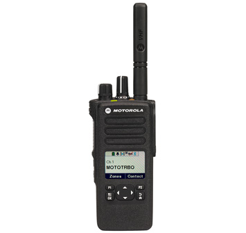 Motorola DP4600 Digital two-way Radio