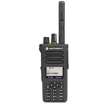 Motorola DP4800 Digital two-way Radio
