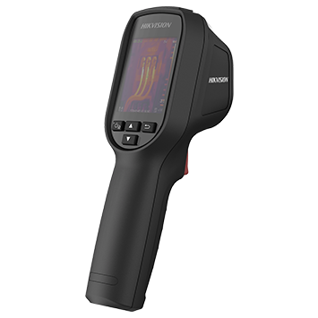 handheld thermal camera thermal screening solution 2cl communications hikvision
