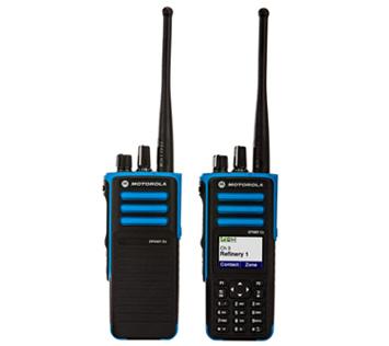 Motorola MOTOTRBO DP4000 EX Digital Radios Series