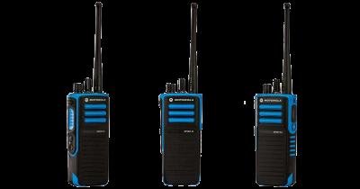MOTOROLA DP4401 EX ATEX TWO-WAY RADIO 2CL Communications