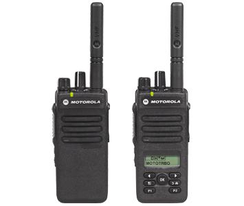 DP2400e DP2600e two-way Radios